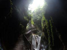grotte del caglieron.