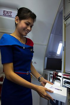 Indonesia - Sky Aviation cabin crew