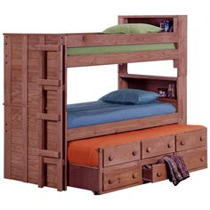 Twin Bed With Drawers Underneath Donco Kids Sleigh Dual Underbed Color Bedroom Ideas Pinterest Beds