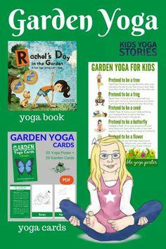 Garden Yoga for kids