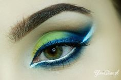 Mundial Inspired Makeup -  - Love beauty? Go to bellashoot.com for beauty inspiration!