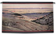 Middle-Pasture_1 Laurie Gano  Montana Landscape Tapestries