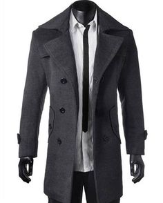 Mens Business Coats For Winter - Coat Nj