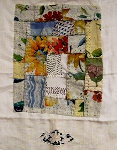 Pojagi - Korean Style Patchwork by annekata, via Flickr