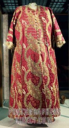 Osmanlı, Ottoman Clothing And Garments, Kaftan