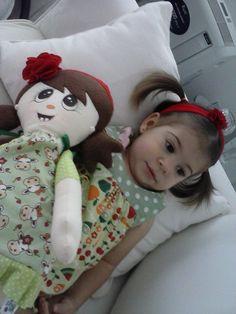Bonecas Juju, amigas inseparáveis. By Ateliê Sapeka