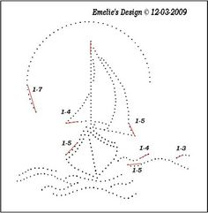 Click image for larger version Name: zeilboot.jpg Views: 4699 Size: KB ID: 1287 String Art Templates, String Art Tutorials, String Art Patterns, Embroidery Cards, Embroidery Patterns, Card Patterns, Stitch Patterns, String Art Diy, Iris Paper Folding