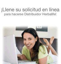 JMRsalud: ¡Llena tu solicitud en Linea! Para hacerte Asociado Herbalife