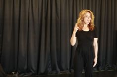Dewi Hughes runs voice classes in London's Cockpit theatre. Mesiner trained teacher and member of the salon:collective.