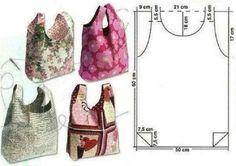 Bevásárlószatyor vagy könnyű nyári táska :)