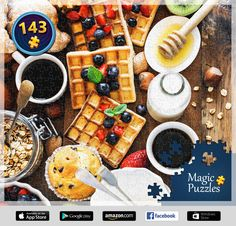 I've just solved this puzzle in the Magic Jigsaw Puzzles app for iPad. Image Storage, App Store Google Play, Puzzle Board, Jigsaw Puzzles, Ipad, Magic, Puzzle Games, Puzzles
