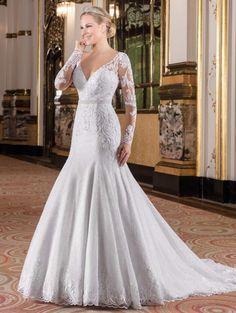 Vestido de noiva modelo: Ballet 22