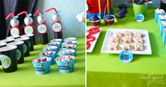 real parties   Jammin' with Jack Birthday Party • Intrigue Design