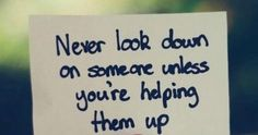 Good thing to remember.