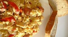 Revueltos (Creamy Spanish-Style Scrambled Eggs) Recipes — Dishmaps