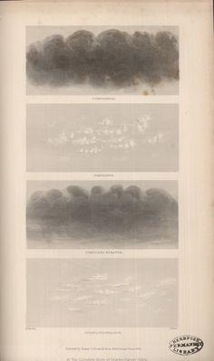 Cloud classifications, 1839