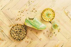 Feature Boutique Gives the Diadora N.9000 a 'Pistacchio' Flavor - EU Kicks: Sneaker Magazine