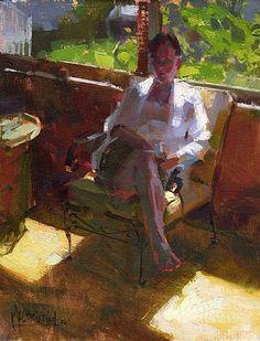 urgetocreate: Jennifer McChristian. Quiescent Summer