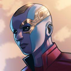#InfinityWar    Nebula