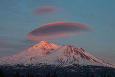 Lenticular-Sunset-Shastina | Flickr - Photo Sharing!
