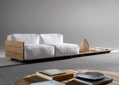 Pallet© sofa | Piero Lissoni | Bonacina 1889