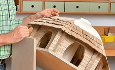 Futterhaus bauen: Schritt 47 von 49