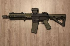 Firearm Discussion and Resources from Handguns and more! Buy, Sell, and Trade your Firearms and Gear. Airsoft Guns, Weapons Guns, Guns And Ammo, Ar Pistol Build, Ar Build, Firearms, Shotguns, Survival Weapons, Survival Kit