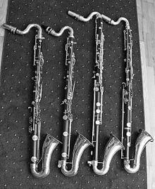 Bass clarinet - Wikipedia, the free encyclopedia