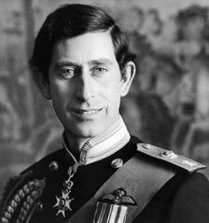 House of Windsor in Black & White (9) Charles,Prince of Wales