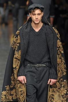 1000 images about mens haute couture on pinterest dolce for Haute couture men