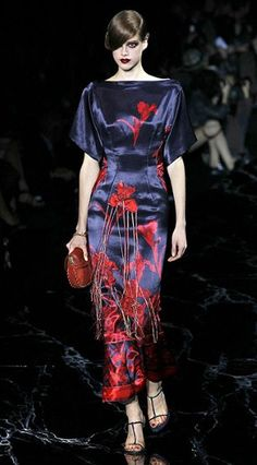 Frockage: Inspired by Chinoiserie - Luscious: myLusciousLife.com