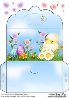 Pin by erzsbet tobakn baris on anyk napja pinterest hatching chic easter money wallet on craftsuprint view now negle Choice Image