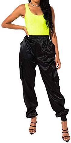 TTMOW Womens Linen Pants Soft Cotton Elastic Waist Pants Pocket Casual Ankle Pants