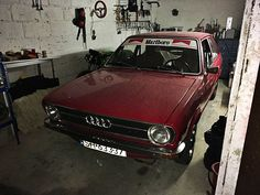 Audi 80 b1  Audi Classic
