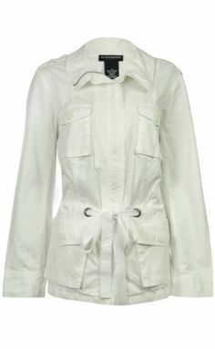 Sutton Studio Womens Zipper Cargo Jacket Coat Sutton Studio. $69.97