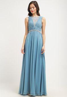 Unique Suknia balowa - cloud blue za 564,5 zł (02.10.16) zamów bezpłatnie na Zalando.pl.