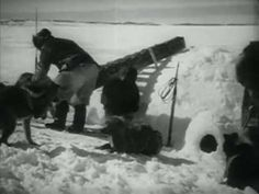 Nanook Of The North, Robert Flaherty 1921 part 1/8 - YouTube