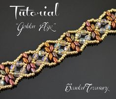 Best Beaded Bead Superduo Tutorial Products on Wanelo