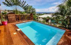 Découvrez la Villa Emma et sa toute nouvelle #piscine ! #Martinique #Holidays #Diamant #VillaRental #Luxe  #Caraïbes #pool #Carribbean