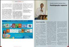 Vigésima segunda Revista Literária da Lusofonia - Divulga Escritor. :: Escritor Leandro Campos Alves