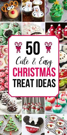 The best quick and easy Christmas treats for gifts simple, cute Christmas treats for kids and other yummy Christmas treats. If you're looking for Christmas treats recipes, such as homemade Christmas treats, DIY Christmas treat ideas or other easy Christmas treats to make simple, you'll have to check out these Christmas desserts. These Christmas snacks for party are as tasty as they come! #christmastreats #easychristmastreats #cutechristmastreats #christmas #christmassnacks #christmasdesserts Christmas Tree Cupcakes, Christmas Fudge, Christmas Deserts, Simple Christmas, Diy Christmas, Christmas Recipes, Holiday Recipes, Holiday Ideas, Christmas Decorations