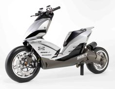 Concept scooter street dragster