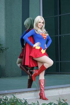 Rose0fMay as Supergirl - More at https://pinterest.com/supergirlsart #cosplay #girl