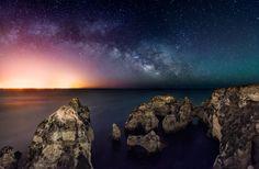 Ponta da Piedade II by Javier de la Torre, via 500px