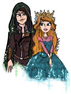 ever after high ashlynn ella and hunter huntsman - Google Search