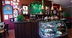 San Souci Café na Malharia Geneve em Campos do Jordão.