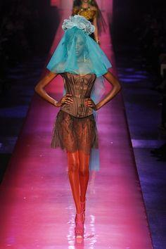 Jean-Paul Gaultier Haute Couture Spring 2012