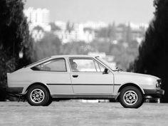 1981–84 Škoda Garde (Type 743)