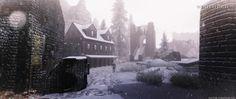 Winterhold Skyrim Mods: Holds The City Overhaul
