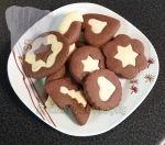 koulourakia dixroma Greek Sweets, Gingerbread Cookies, Desserts, Food, Gingerbread Cupcakes, Tailgate Desserts, Deserts, Essen, Postres